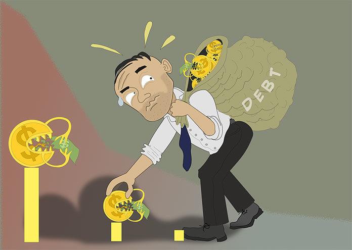 Jak wyjść z długów nie mając pieniędzy?